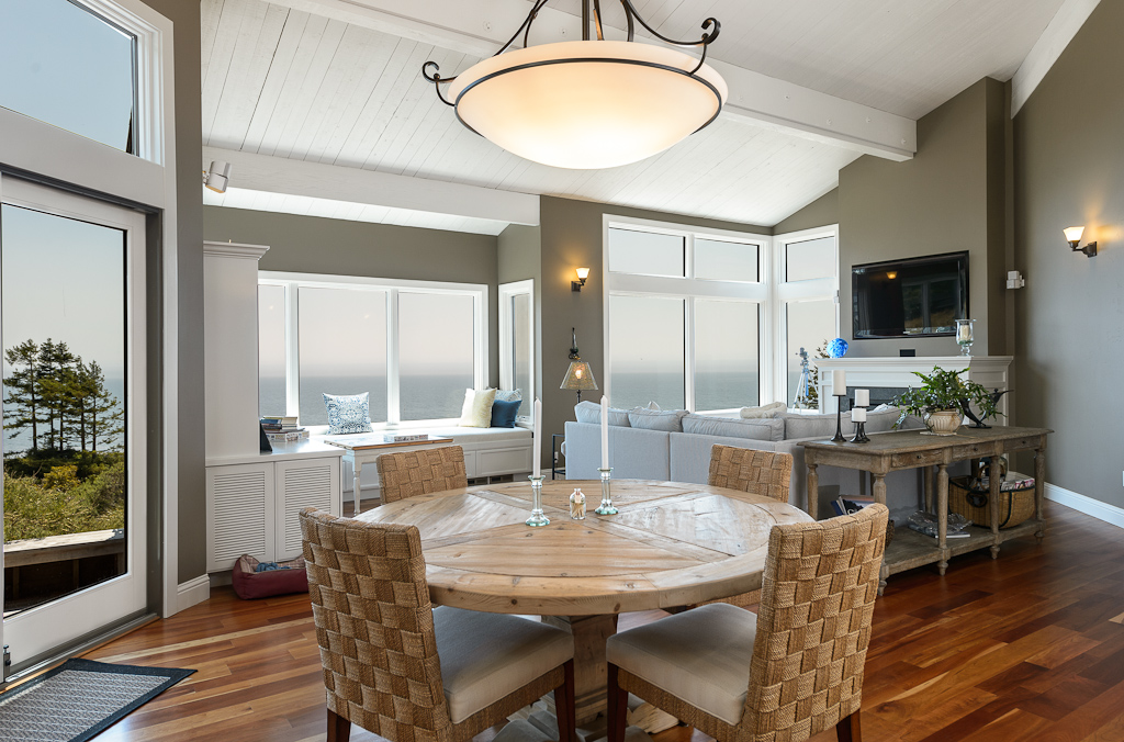Professional Sea Ranch Real Estate Photography Of Sea