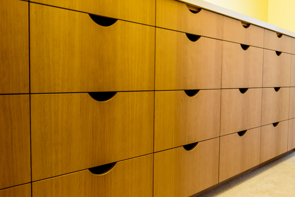 Superb The Master Closet Is Really Incredible And Features This Custom Cabinetry Drawer  System.